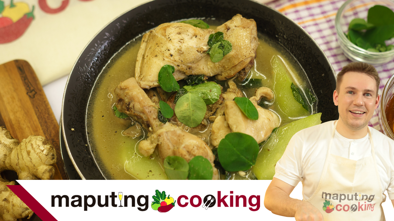 Preview image for Filipino Chicken Ginger Stew (Tinolang Manok) by Chris Urbano